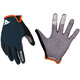 bluegrass Magnete Lite Bike Gloves blue/black